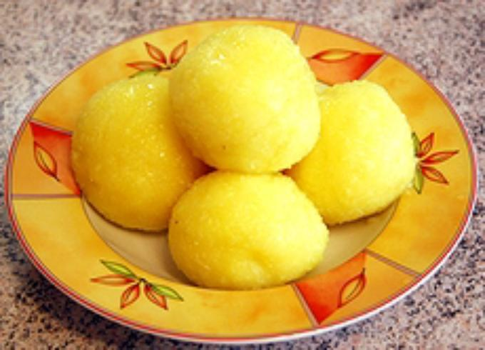 картофельные клецки рецепты с фото