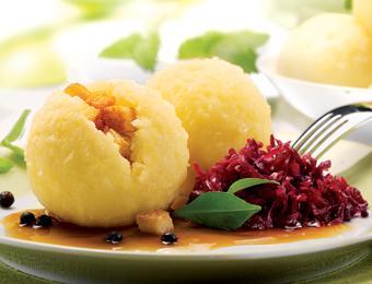 ньокки картофельные рецепт с фото